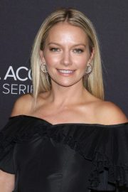Becki Newton at Tell Me A Story Premiere in New York 2018/10/23 7