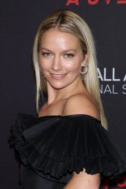 Becki Newton at Tell Me A Story Premiere in New York 2018/10/23 10