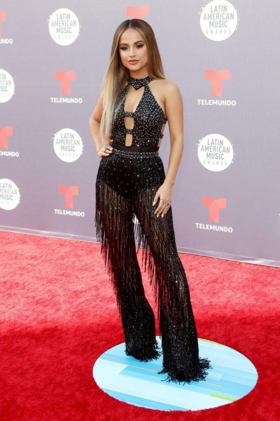 Becky G at Latin American Music Awards 2018 in Los Angeles 2018/10/25 1