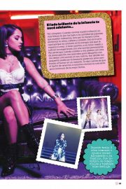 Becky G in Tu Magazine, Mexico October 2018 Issue 2