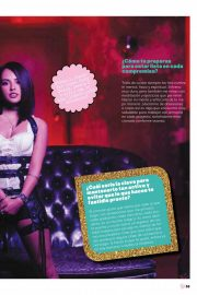 Becky G in Tu Magazine, Mexico October 2018 Issue 3