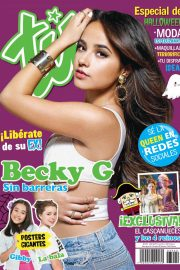 Becky G in Tu Magazine, Mexico October 2018 Issue 4