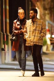 Bella Hadid and The Weeknd Out in New York 2018/10/10 5