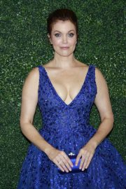 Bellamy Young at Farm Sanctuary on the Hudson Gala in New York 2018/10/04 4