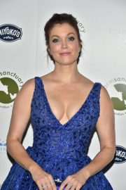 Bellamy Young at Farm Sanctuary on the Hudson Gala in New York 2018/10/04 7