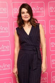 Betsy Brandt at Evine Los Angeles Studio Launch Celebration 2018/10/18 3