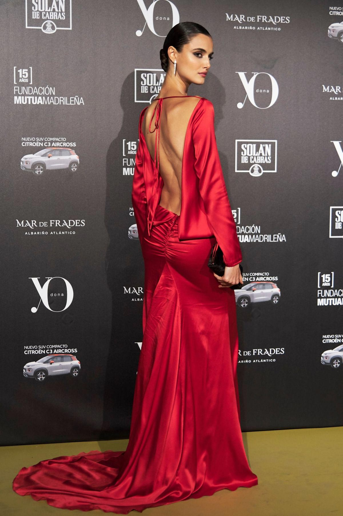 Blanca Padilla at Yo Dona International Awards 2018 in Madrid 2018/10/03 1