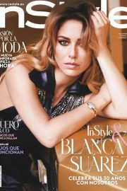 Blanca Suarez in Instyle Magazine, Spain November 2018 11