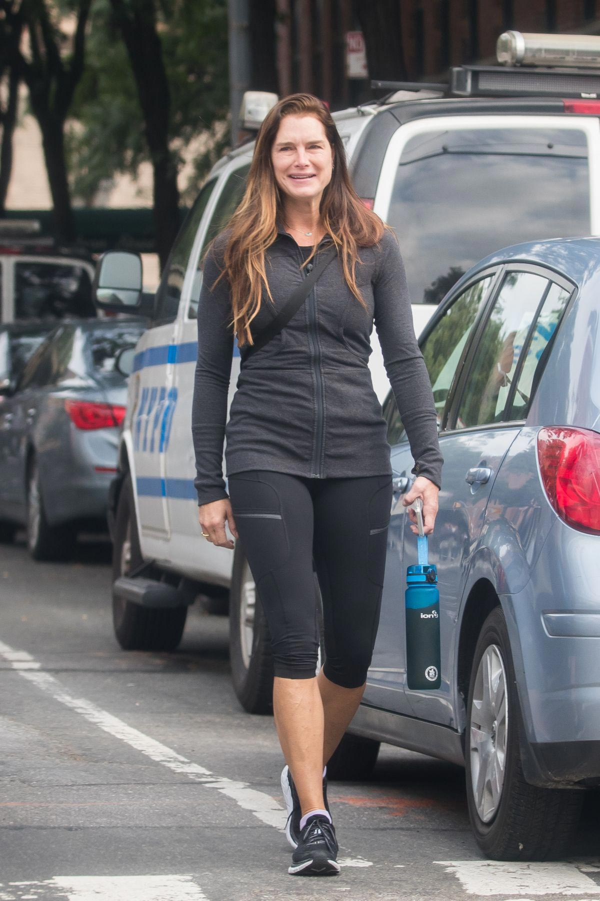 Brooke Shields Out and About in New York 2018/10/04 1