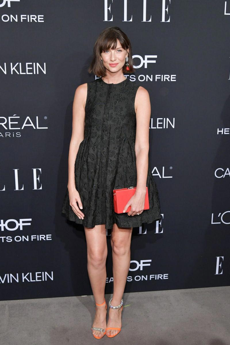 Caitriona Balfe at Elle Women in Hollywood in Los Angeles 2018/10/15 1