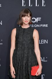Caitriona Balfe at Elle Women in Hollywood in Los Angeles 2018/10/15 3