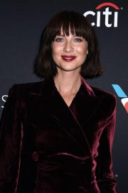 Caitriona Balfe at Outlander Panel at Paleyfest in New York 2018/10/05 2
