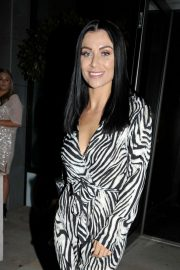 Cally Jane Beech at Menagerie Bar and Restaurant in Manchester 2018/09/30 1