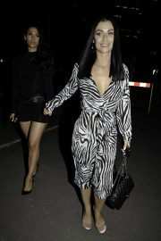 Cally Jane Beech at Menagerie Bar and Restaurant in Manchester 2018/09/30 3