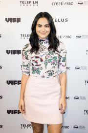 Camila Mendes at The New Romantic Premiere at Vancouver International Film Festival 2018/10/04 5