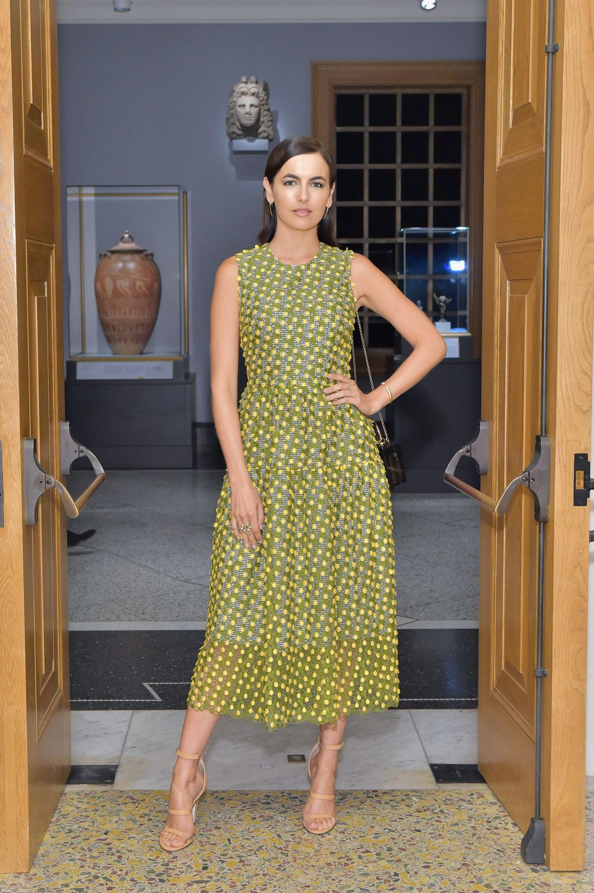 Camilla Belle at Getty + C Magazine Dinner in Pacific Palisades 2018/10/11 1
