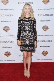 Candice King at Barbara Berlanti, Fk Cancer Benefit in Los Angeles 2018/10/13 5