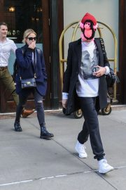 Cara Delevingne and Ashley Benson Leaves Greenwich Hotel in New York 2018/10/19 3