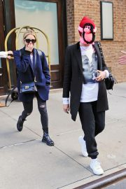 Cara Delevingne and Ashley Benson Leaves Greenwich Hotel in New York 2018/10/19 7