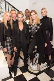Cara Delevingne at New Feminine Fragrance Burberry Her Launch in London 2018/10/10 5