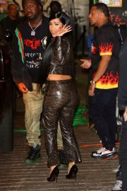 Cardi B Arrives at Tao in New York 2018/10/20 3
