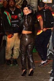 Cardi B Arrives at Tao in New York 2018/10/20 5