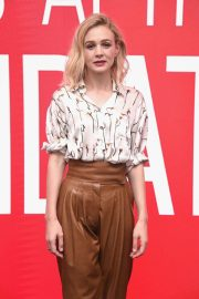 Carey Mulligan at SAG-AFTRA Foundation Conversations: Wildlife in New York 2018/10/01 1