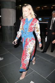 Carey Mulligan Night Out in New York 2018/10/15 2