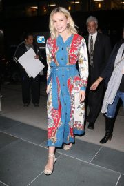 Carey Mulligan Night Out in New York 2018/10/15 6