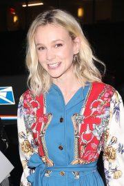 Carey Mulligan Night Out in New York 2018/10/15 7