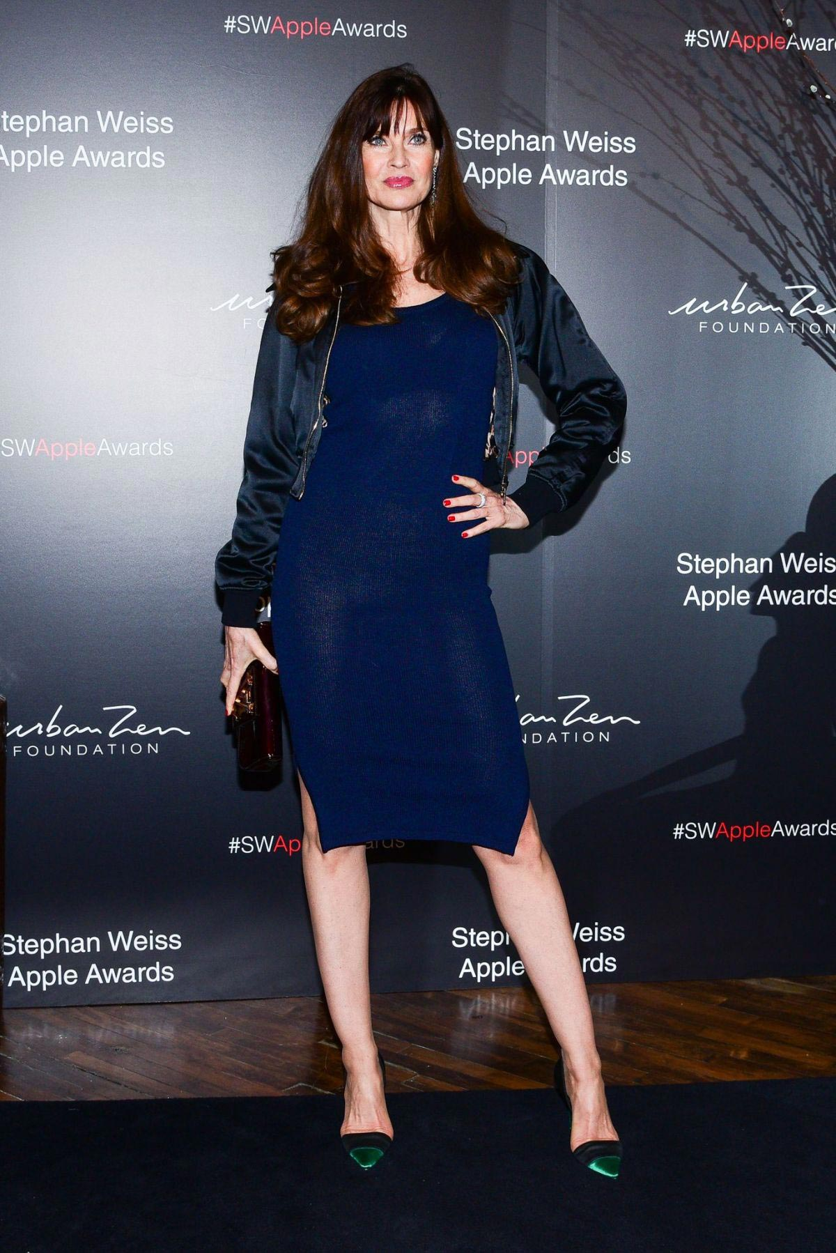 Carol Alt at Stephan Weiss Apple Awards in New York 2018/10/24 1