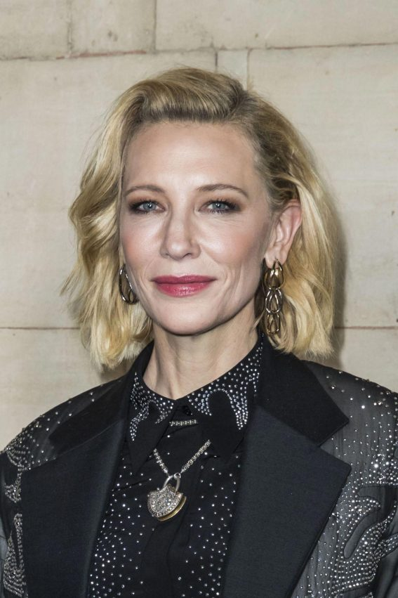 Cate Blanchett at Louis Vuitton Fashion Show in Paris 2018/10/02 1