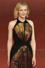 Cate Blanchett at The House with a Clock in its Walls Premiere at Rome Film Festival 2018/10/19 1