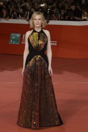 Cate Blanchett at The House with a Clock in its Walls Premiere at Rome Film Festival 2018/10/19 2