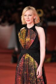 Cate Blanchett at The House with a Clock in its Walls Premiere at Rome Film Festival 2018/10/19 9