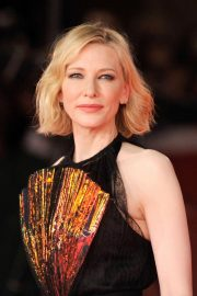 Cate Blanchett at The House with a Clock in its Walls Premiere at Rome Film Festival 2018/10/19 10