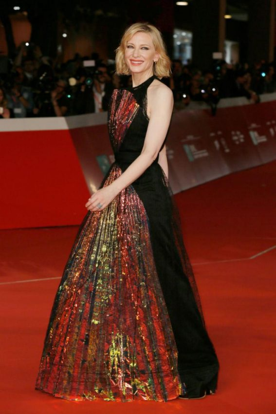 Cate Blanchett at The House with a Clock in its Walls' Screening at Rome Film Fest 2018/10/19 1