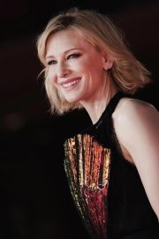 Cate Blanchett at The House with a Clock in its Walls' Screening at Rome Film Fest 2018/10/19 7