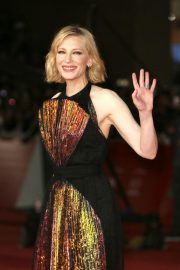 Cate Blanchett at The House with a Clock in its Walls' Screening at Rome Film Fest 2018/10/19 9