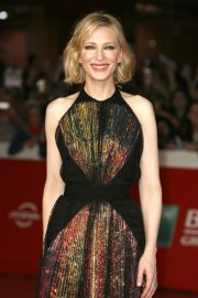 Cate Blanchett at The House with a Clock in its Walls' Screening at Rome Film Fest 2018/10/19 10