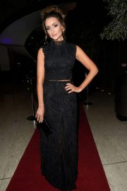 Catherine Tyldesley at Charity Boxing Nights Event in Manchester 2018/10/06 5