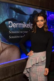 Catherine Tyldesley at Dermikelp Skin Care Brand Presentation in London 2018/10/25 2