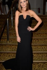 Catherine Tyldesley at Manchester Fashion Festival at Midland Hotel 2018/10/13 6