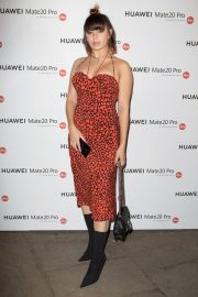 Charli XCX at Huawei Mate 20 Pro Launch in London 2018/10/16 2