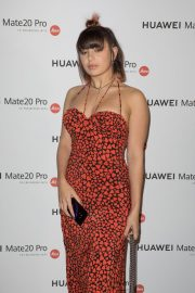 Charli XCX at Huawei Mate 20 Pro Launch in London 2018/10/16 3
