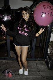 Charlotte Dawson Celebrates Birthday in Blackpool 2018/10/13 1