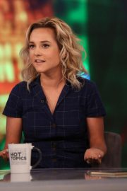 Charlotte Pence at The View 2018/10/16 2