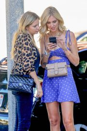 Chiara Ferragni Out for Lunch at Cafe Zinque in Los Angeles 2018/10/04 3