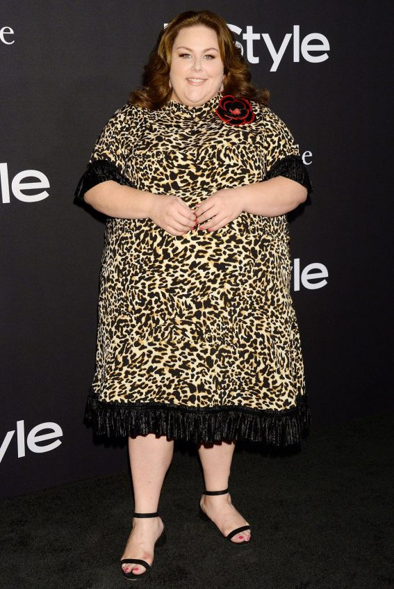 Chrissy Metz at Instyle Awards 2018 in Los Angeles 2018/10/22 1