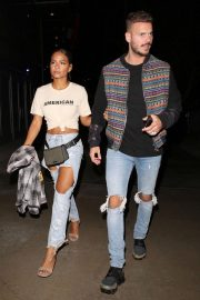 Christina Milian at Drake and Migo's After-party in West Hollywood 2018/10/14 3